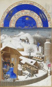 Les Tres Riches Heures February