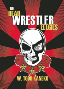 The Dead Wrestler Elegies book cover