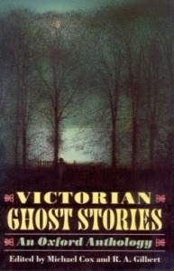 Victorian Ghost Stories book cover