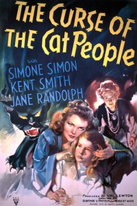 Movie Poster for The Curse of the Cat People