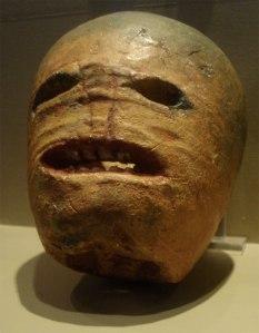 Caeved turnip (rutabaga( lantern