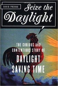 Bok Cover Seize the Daylight by David Prerau