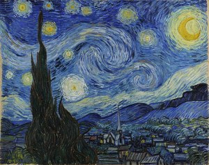 Night by Vincent van Gogh