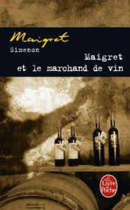 Cover of Inspector Maigret novel