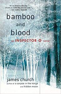 Cover of Bamboo and Blood by James Church