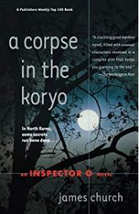 Cover for A Corpse in the Koryo by James Church