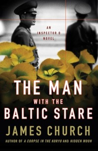 Cover of The man with the Baltic Stare by James Church