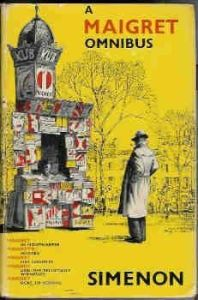 Cover of Inspector Maigret Omnibus collection