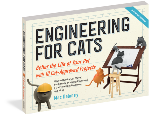 Cover photo of Engineering for Cats by Mac Delaney