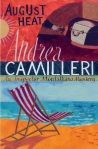 Cover of August Heat by Andrea Camilleri
