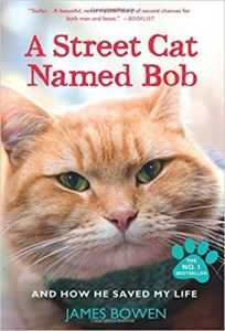 Cover of book A Street Cat Named Bob