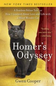 Cover of Homer's Odyssey by Gwen Cooperby
